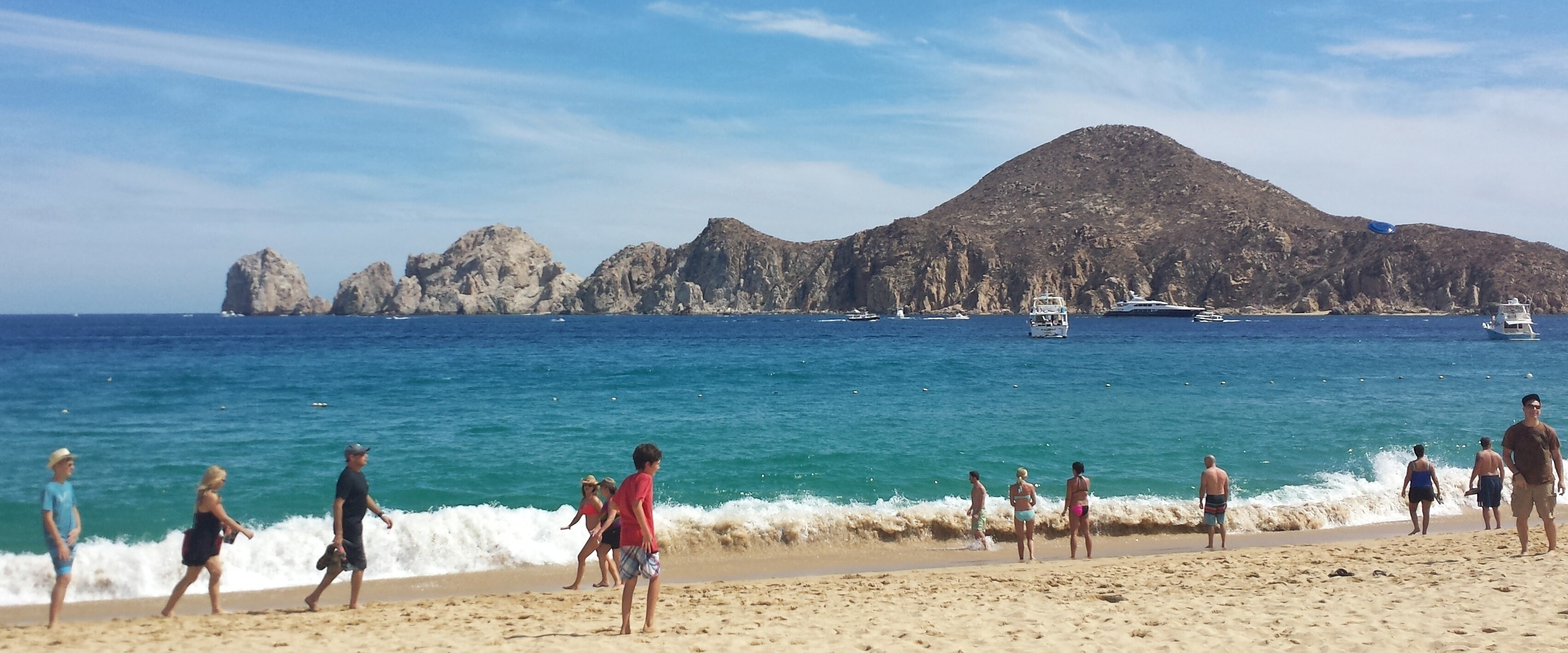 Vacation in Cabo, Mexico // lynnepetre.com