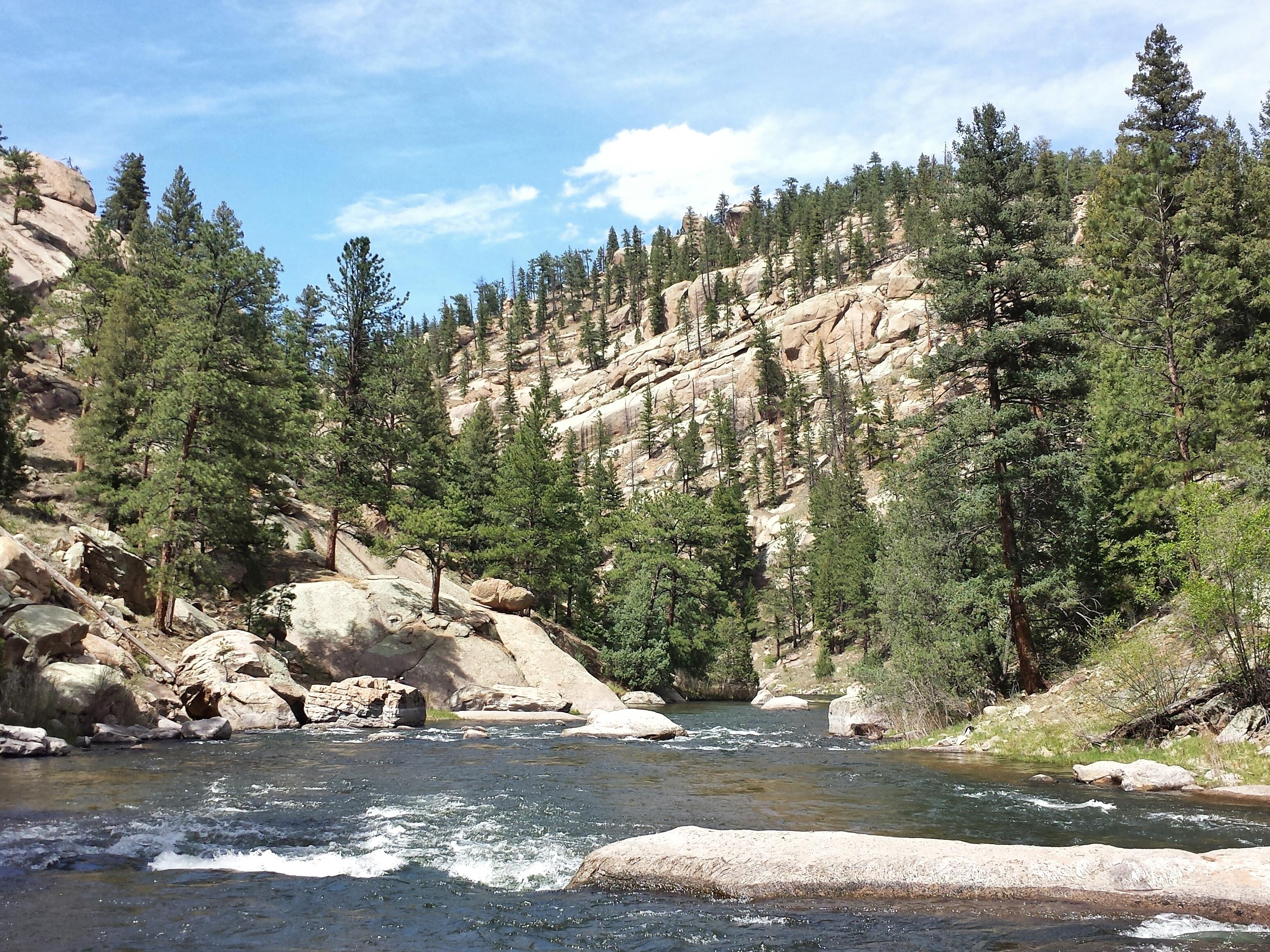 Cheesman Canyon Colorado // lynnepetre.com