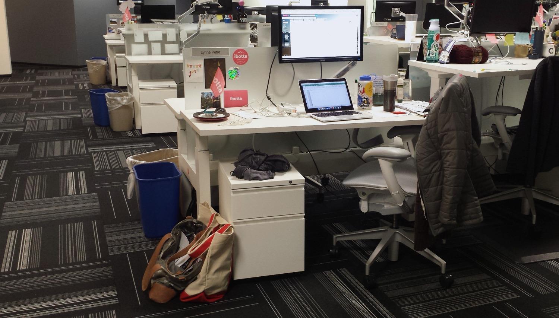 Work Desk // lynnepetre.com